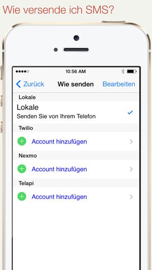 SA Group Text Screenshot