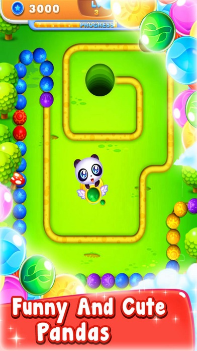 Marble Bear Play - Puzzle Ball screenshot three