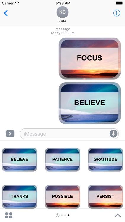 Inspire Stickers