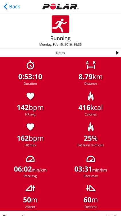Polar Flow – Activity & Sports Analyzing screenshot-2