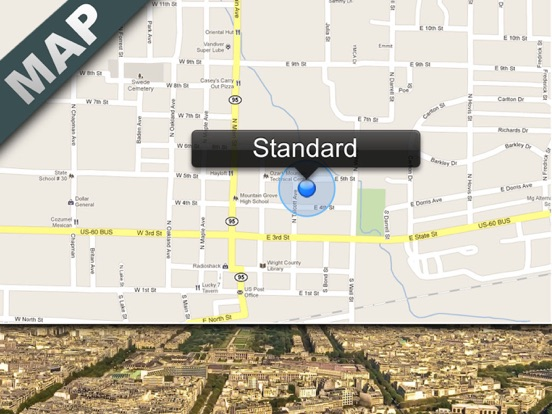 Compass 54 Lite screenshot