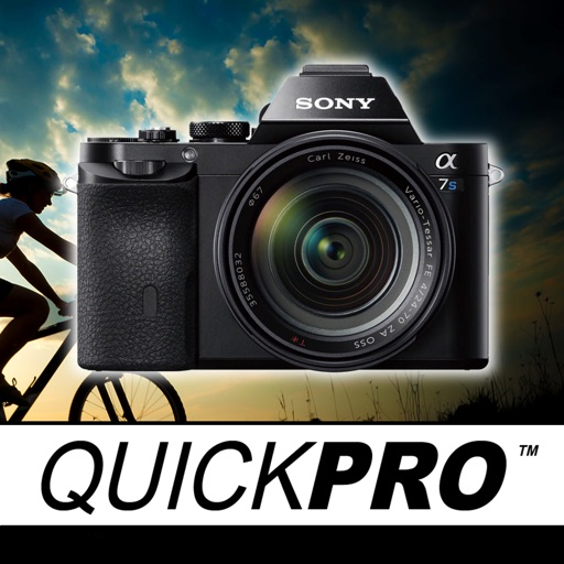 QuickPro for Sony a7s iOS App