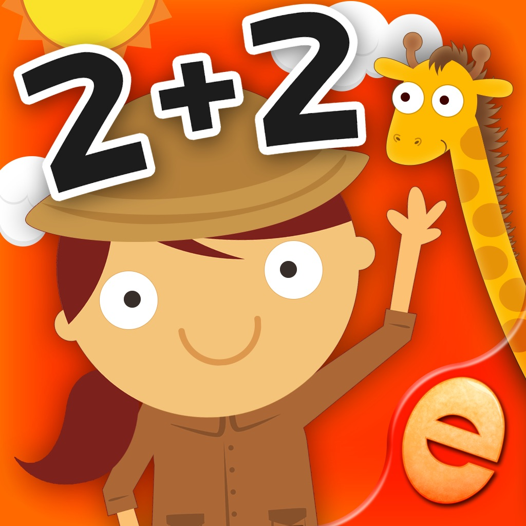 Animal Math Games for Kids in Pre-K, Kindergarten and 1st Grade Learning Numbers, Counting, Addition and Subtraction Premium hack