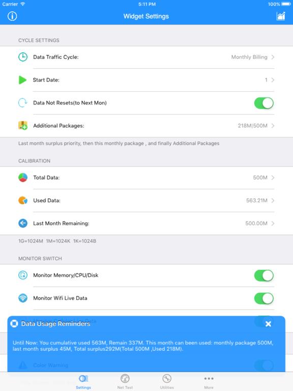 My Data Usage Widget Pro | App Price Drops