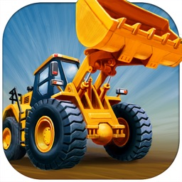 Kids Vehicles: Construction for iPhone