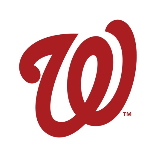 Washington Nationals 2016 MLB Sticker Pack