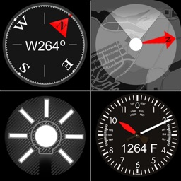 Survival GPS(Flashlight ,Compass, Speedometer, Altimeter, Course and Map)