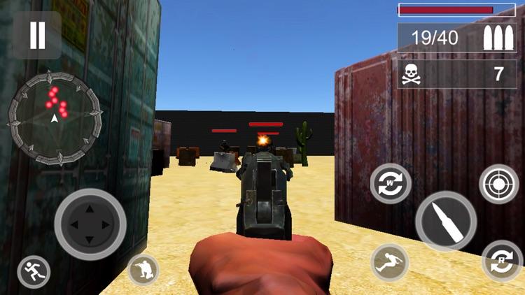 Anti Terrorist Strike screenshot-3