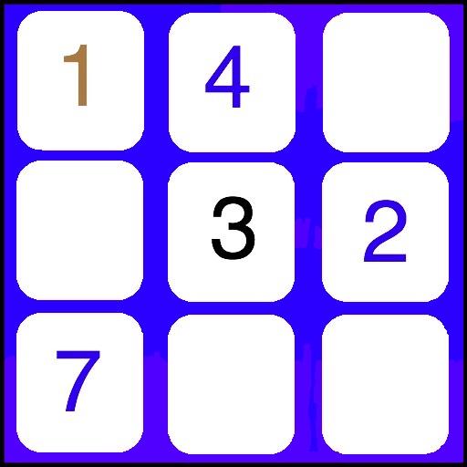 Sudoku 81 Squares FREE 數獨 스도쿠 81乗 Судоку 10000 sudoku puzzles iOS App