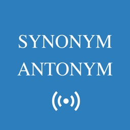 English Synonym Antonym - read aloud