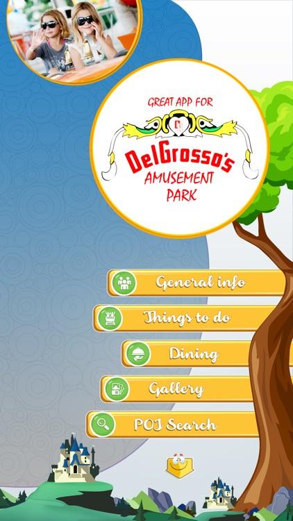 Great App for DelGrosso's Amusement Park