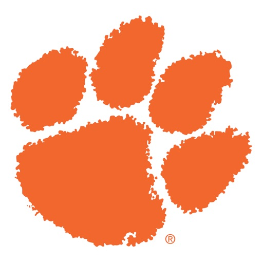 Clemson Tigers Stickers for iMessage