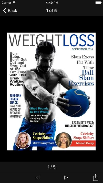 Weight Loss Magazine