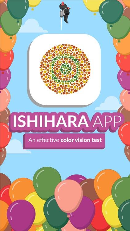 Ishihara App