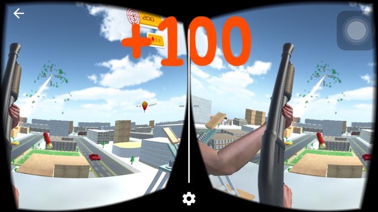 VR Skeet Shooting 3D : Shooting Game for VR Glasse screenshot-4