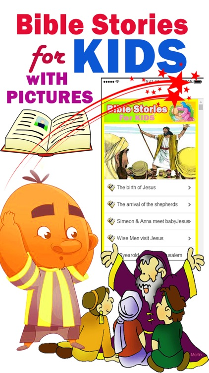 Bible Stories for Kids with Pictures