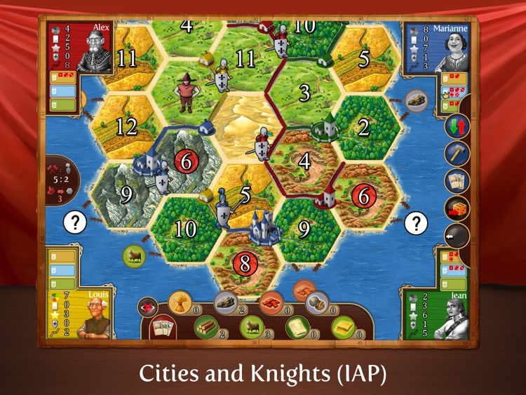 Catan Classic HD screenshot-3