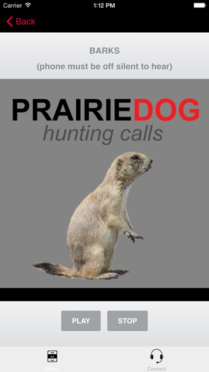 Prairie Dog Calls and Sounds for Hunting screenshot-0