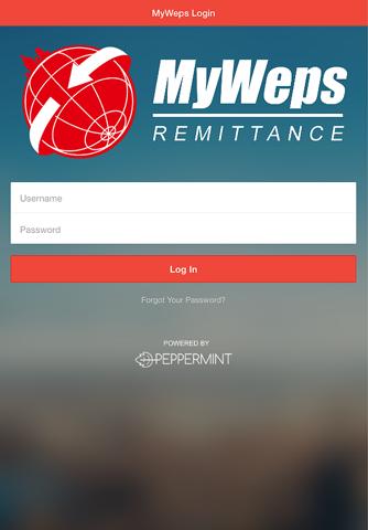MyWeps - náhled