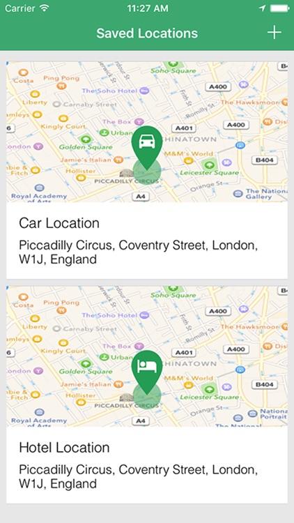 View my Itinerary screenshot-3
