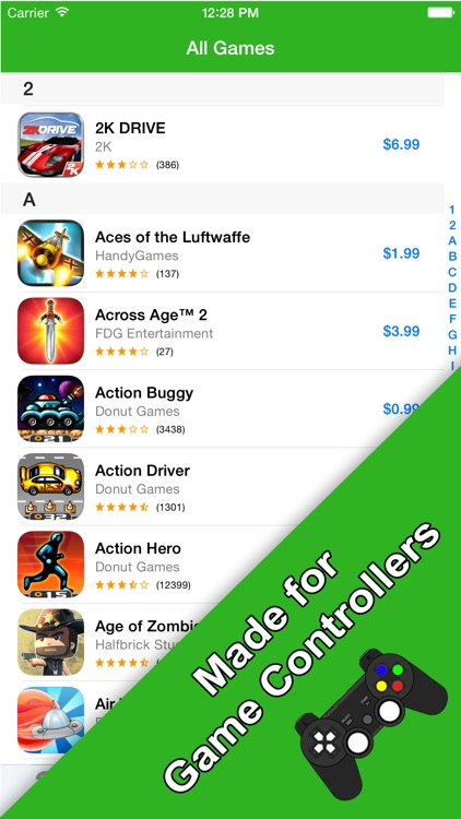 Game Controller Apps