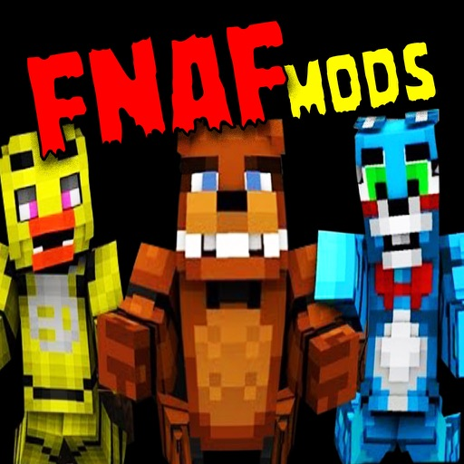 FNAF Mods Guides FREE - Mod Guide for Five Nights At Freddys Minecraft PC Edition