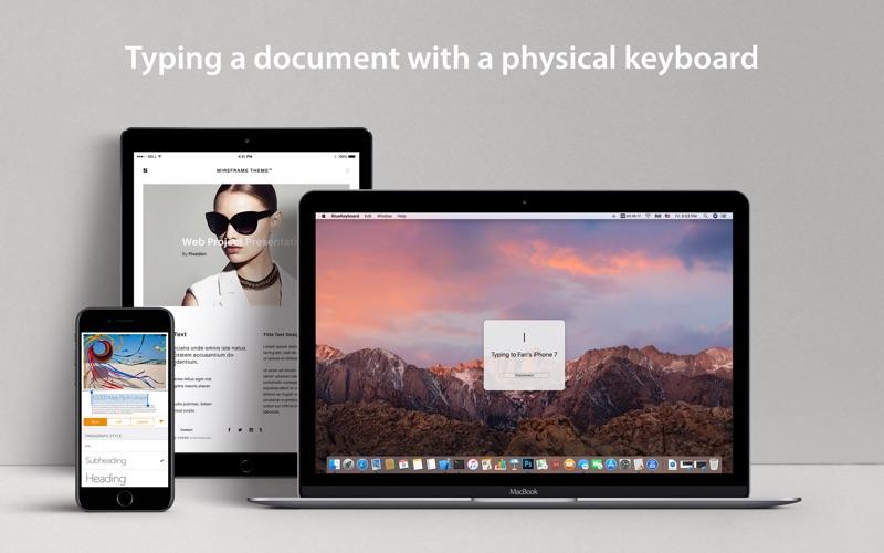 BTKeyboard - 蓝牙键盘