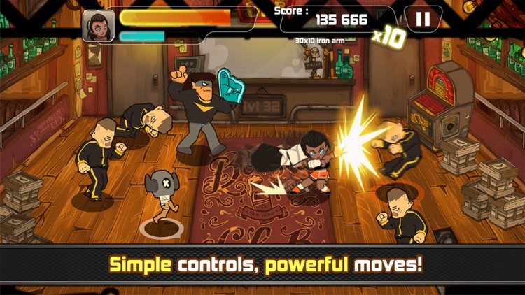 Combo Crew screenshot-1