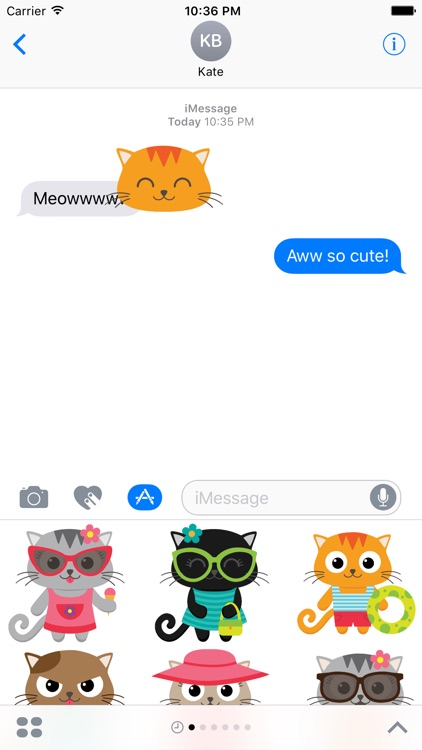 Catsters - Cat Stickers