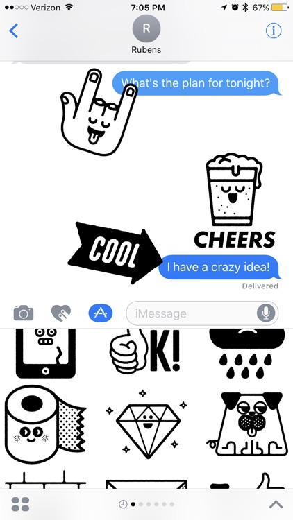 Iconoclast Stickers by Mojimade