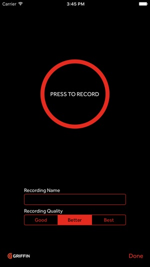 iTalk Recorder on the App Store