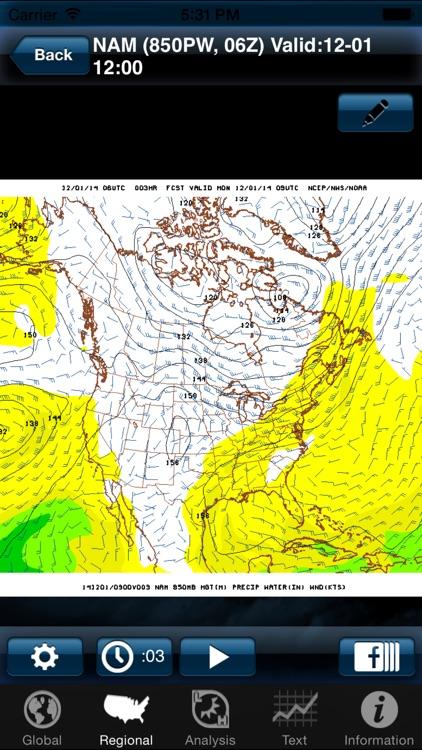 WeatherGeek Pro 2 screenshot-4