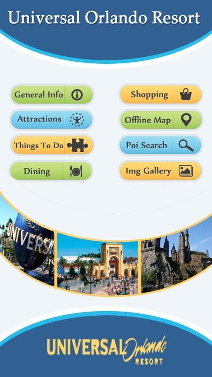 Best App For Universal Orlando Resort Guide