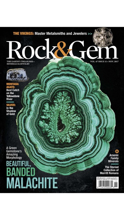 Rock&Gem Magazine screenshot-3