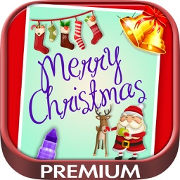 Create Christmas Cards - Create and design Christmas cards to wish Merry Christmas - Premium