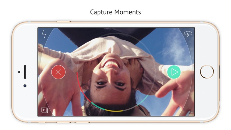 Spark Camera – capture, edit and share beautiful videos screenshot-0