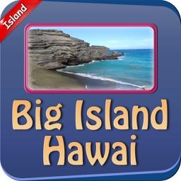 Big Island- Hawai  Offline Map Travel Explorer
