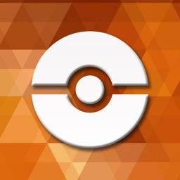 Poke Zone Radar Finder - Sonar Location Tracker for Pokemon Go Maps