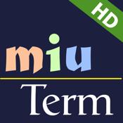Miu Term Hd app review