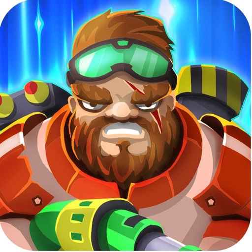 Zombies Dead Frontier Vs Special Squad heroes Pro iOS App