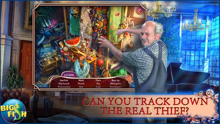 Off the Record: Liberty Stone - A Mystery Hidden Object Game