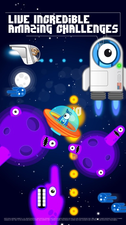Tom Spaghetti - Space Adventure screenshot-3