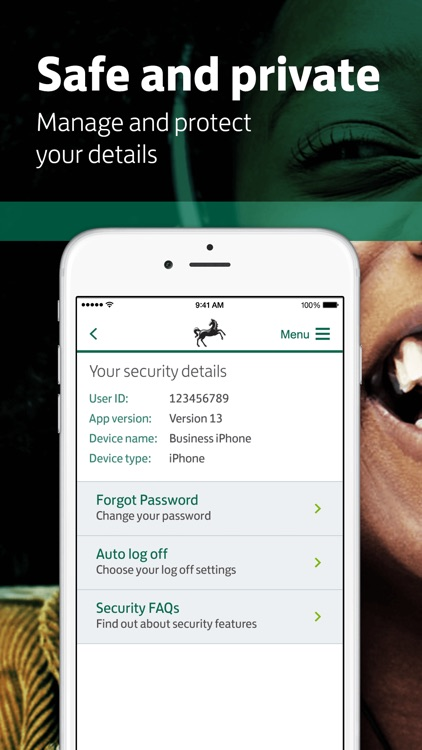 Lloyds Bank Business Mobile Banking screenshot-3