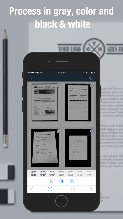 Scan Master - PDF Scanner to Scan Receipts & Cards