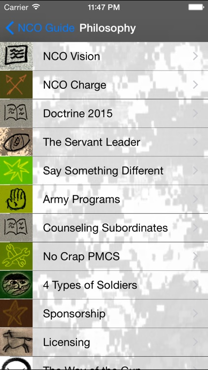 Army NCO Guide screenshot-3