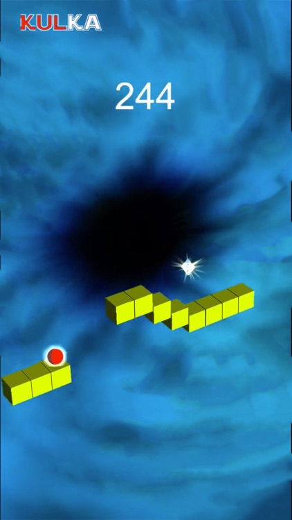Kulka : Space Ball screenshot-4