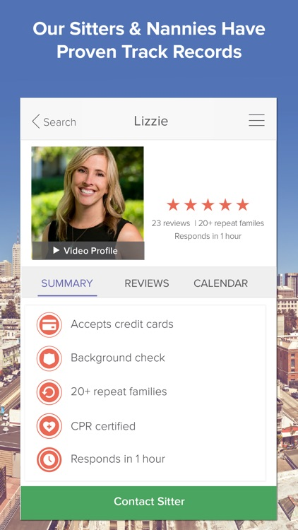 UrbanSitter – Find Babysitters & Nannies