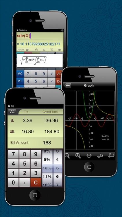 Calculator 3 in 1 screenshot-4