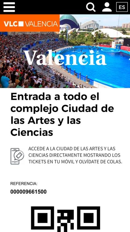 Visit Valencia screenshot-5