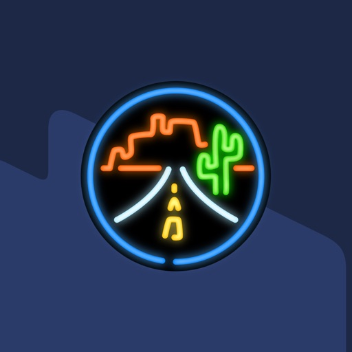 Iconfactory Route 66 Stickers